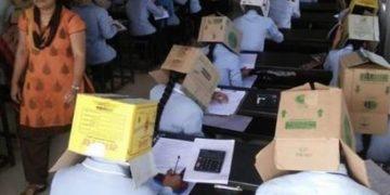 studenti indieni metode anticopiat