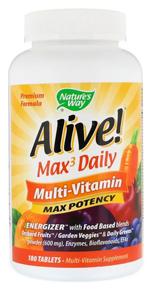 Alive Max3 Daily