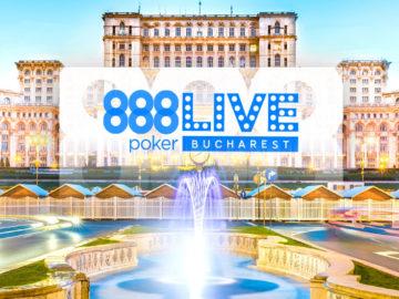 888 live poker bucharest 2020
