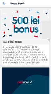 Free Now Bonus