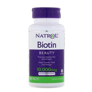 biotină și chromiu picolina pentru pierderea în greutate