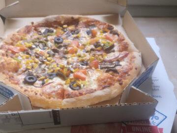comanda pizza domino's