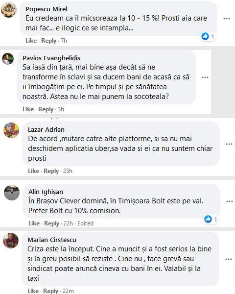 comentarii uber