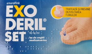 exoderil set amorolfina