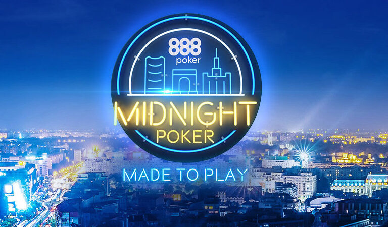 Midnight Poker TV Show la 888poker