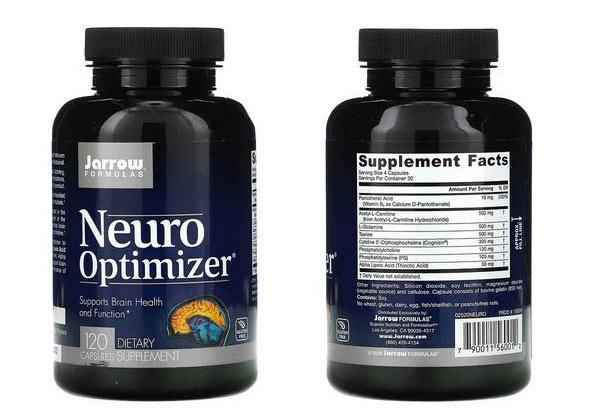 Neuro Optimizer 120 capsule