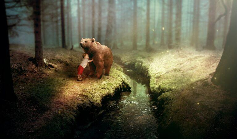 A murit ursul Arthur. RIP