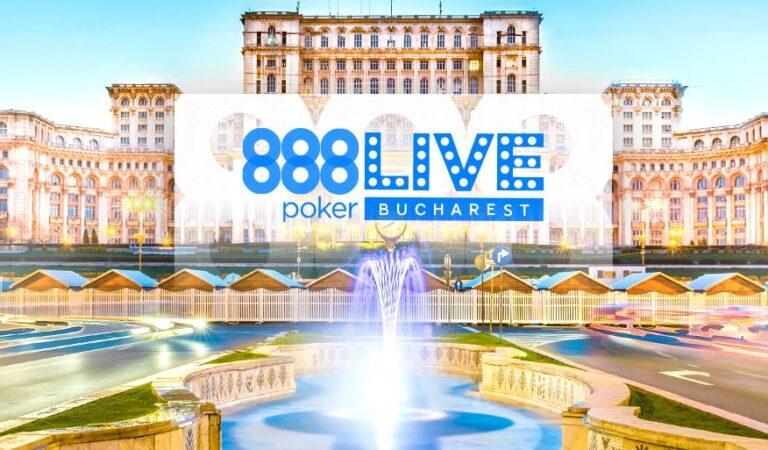 888poker LIVE Bucharest Festival 2021