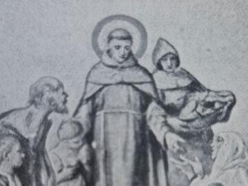 Sfantul Anton de Padova